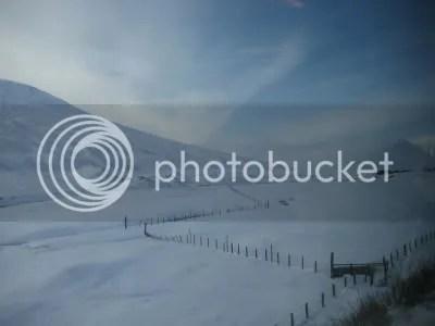 Scotland in Snow