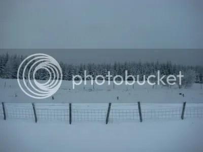 Scotland in Snow III