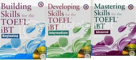 Mastering Skills fot the Toefl iBT