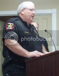 Former Chief Scott Lynch