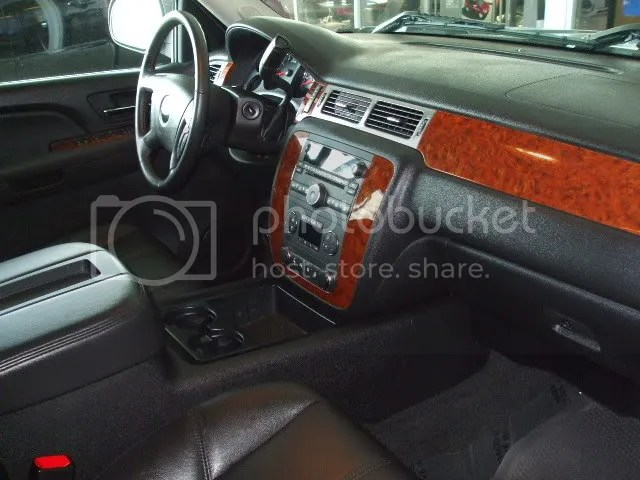 DenaliWood Accents Interior