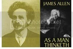 as a man thinketh, we are what we think