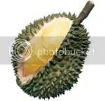 durian, bau harum, busuk