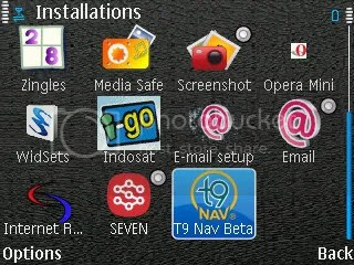 t9Nav Does Not Work Well in Nokia E71 | Under The Influence of Roofio