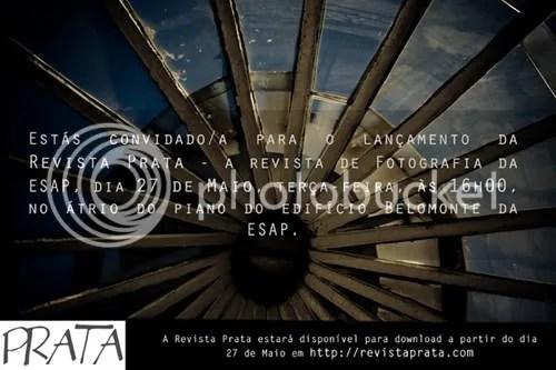 Revista Prata Convite
