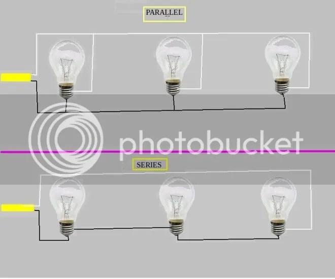 Wiring Multiple Lights In Parallel - Radio Wiring Diagram •