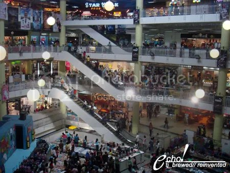 Inside G-Mall of Davao (Gaisanao Mall of Davao)