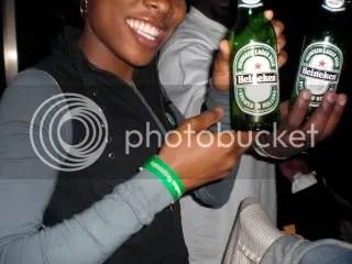 Heineken w/a Heart
