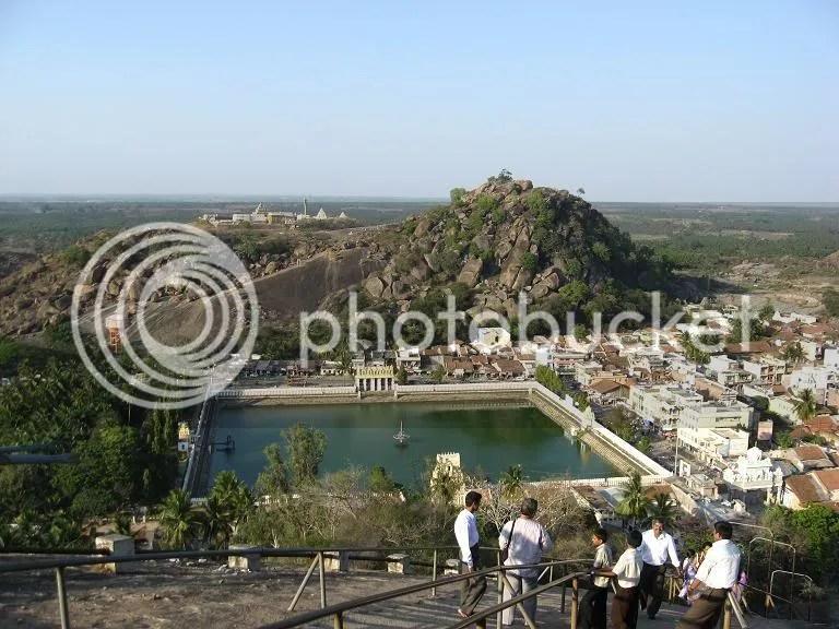 View from Vindhyagiri