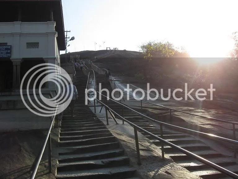 Vindhyagiri Stairs