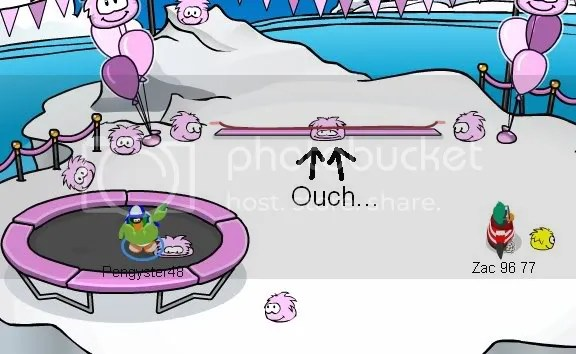 Puffle Party 3