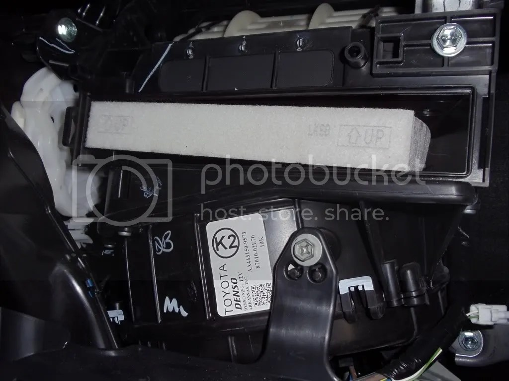 DIY Cabin Filter Toyota Nation Forum Toyota Car And