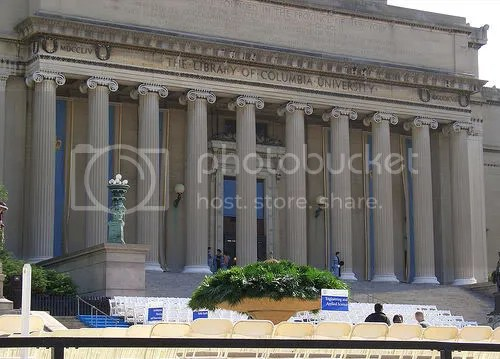 Columbia U law school