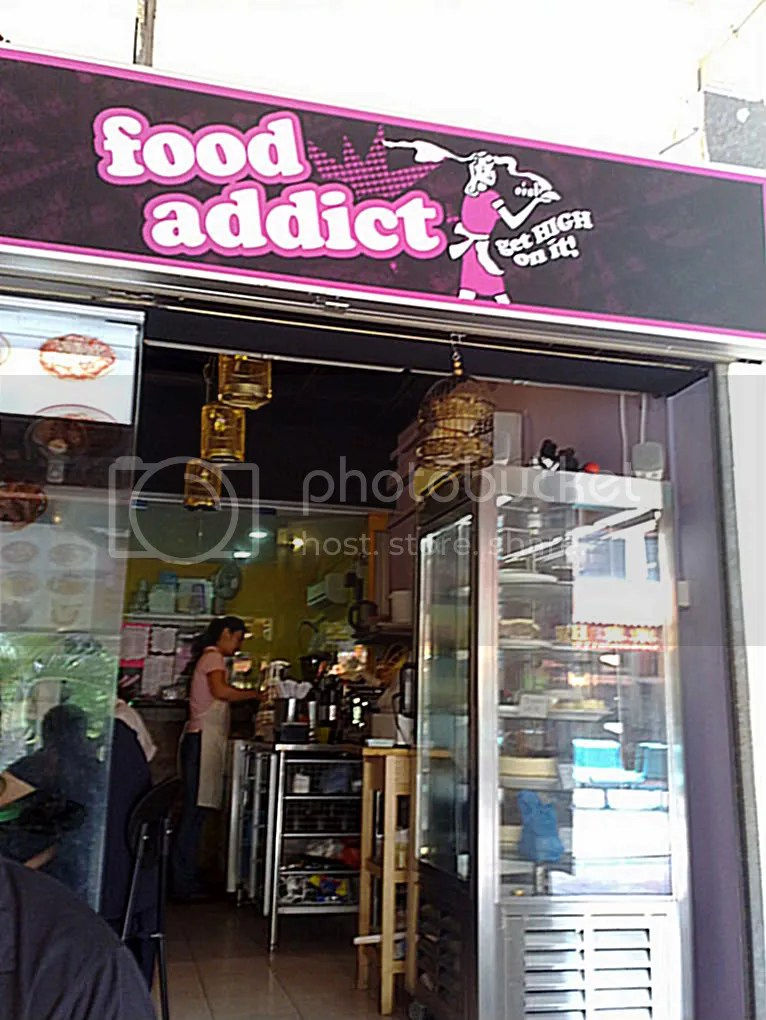 Food Addict Cafe
