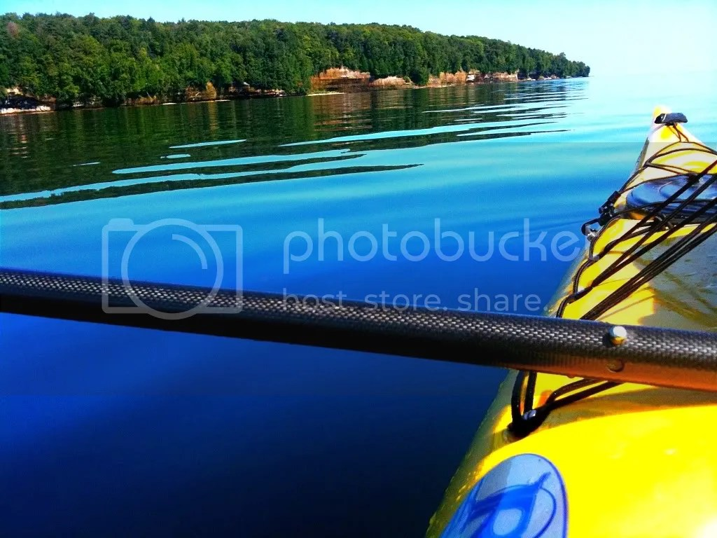Paddling Lake Superior