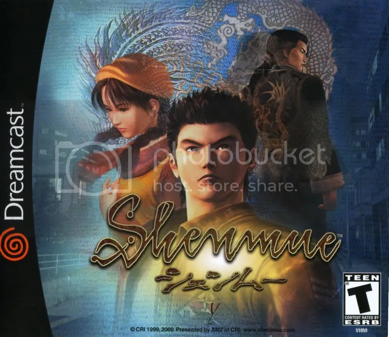 10- Shenmue