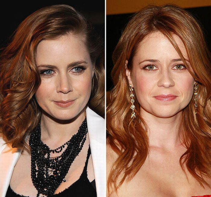 Celebrity Lookalikes 60 Pics