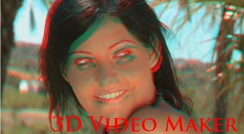 Free 3D Video Maker 1.1.5.608 + Portable