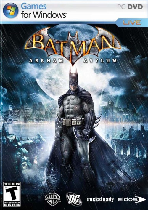 Batman: Arkham Asylum (2009) (Multi5) [2xDVD5]-SHIELD
