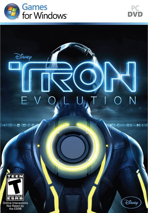 Tron Evolution (2010) RELOADED