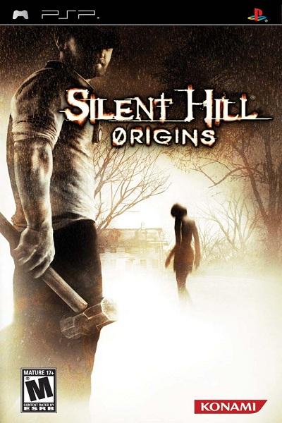 Silent Hill Origins (2007) USA PSP-PLAYASiA