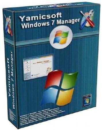 Yamicsoft Windows 7 Manager v 4.0.1