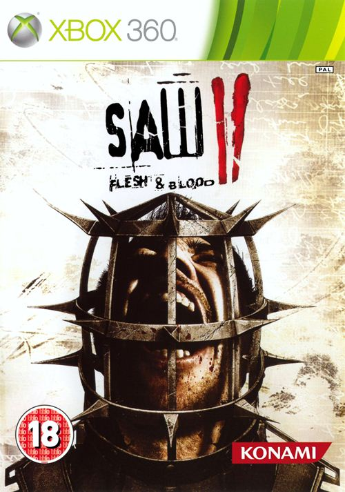 Saw 2 Flesh and Blood (2010) XBOX360-COMPLEX