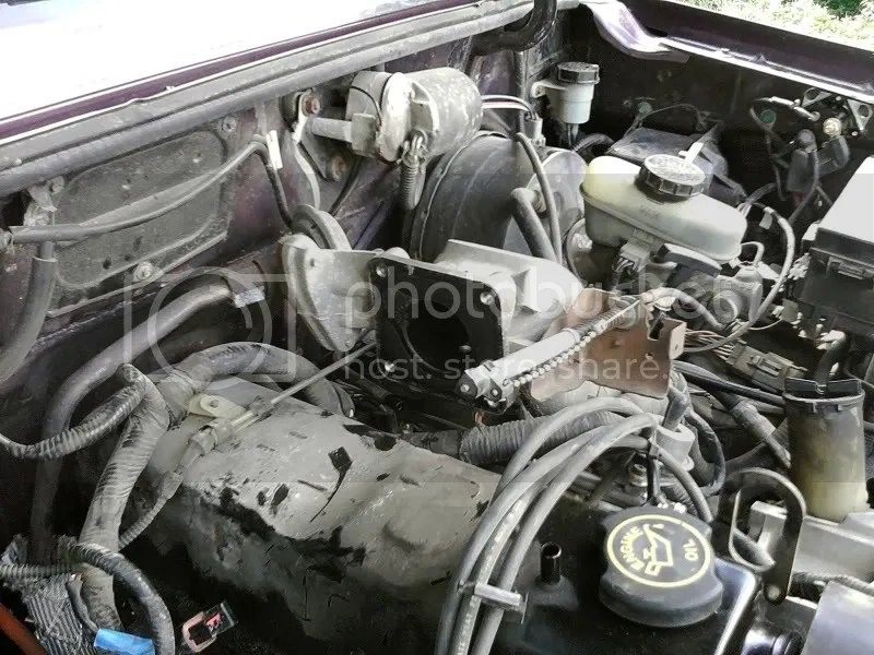 1995 Ford Pack Coil Ranger