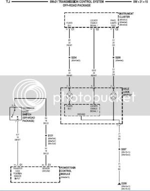 Wire diagram for Rubicon Lockers  JeepForum