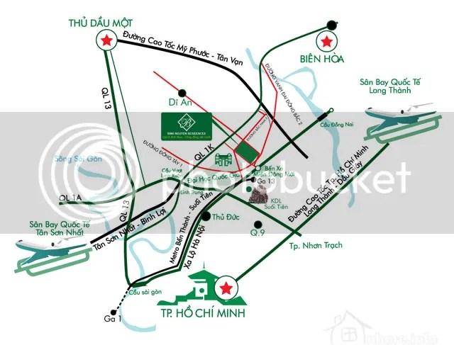Khu đô thị mới Bình Nguyên tọa lạc ngay trong làng Đại học Quốc gia Tp. HCM, được bao bọc bởi các cụm khu dân cư hiện hữu và hệ thống cơ sở hạ tầng hiện đại đã hoàn thiện, kết nối giao thông thuận lợi giữa TP.HCM với tỉnh Bình Dương, Đồng Nai…