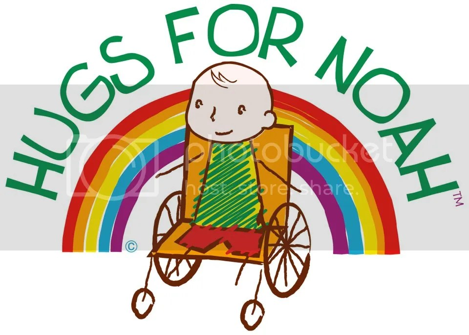 Hugs For Noah Logo