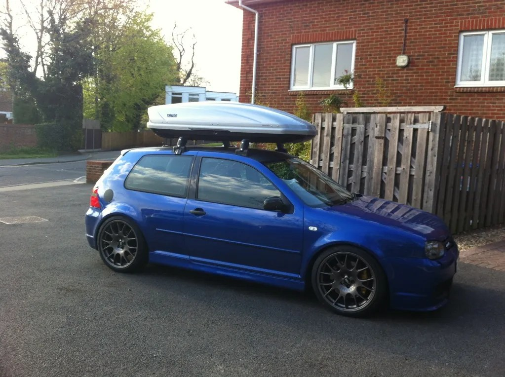 Rack Noise Thule Reduction Roof