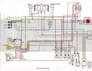 1979 Yamaha Xs750 Special Wiring Diagram | hobbiesxstyle