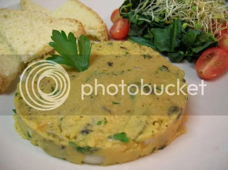 lentils tartare