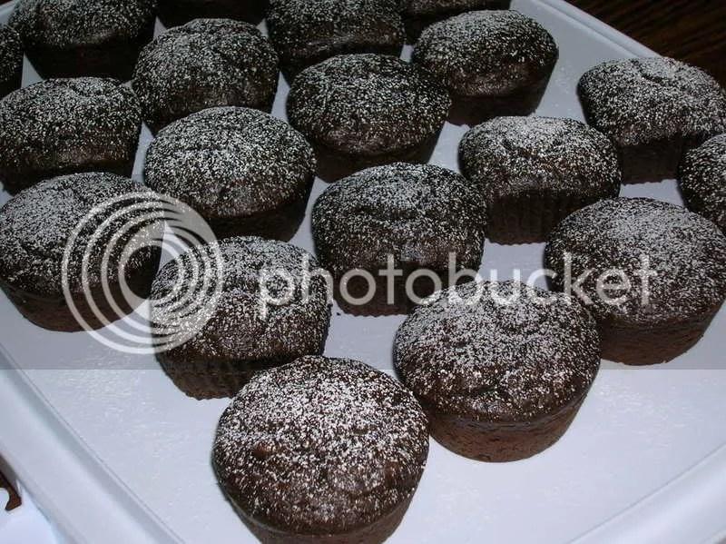 maya gold cupcakes