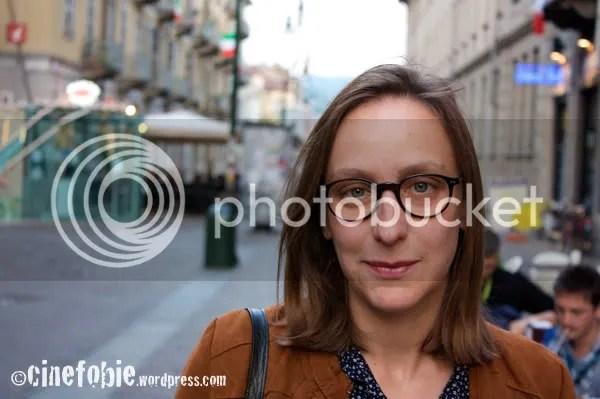 La vincitrice Celine Sciamma regista di Tomboy