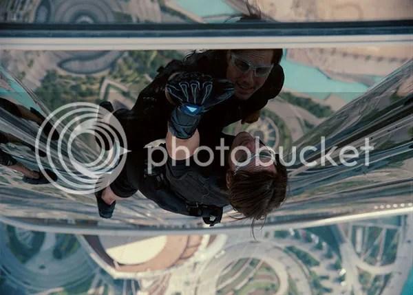 Mission: Impossible, Protocollo Fantasma