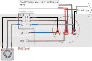 Wiring A Pull Cord Switch  Blog Wiring Diagram