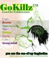 award goklizz