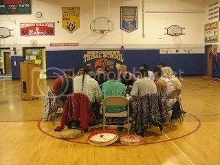 Drum to honor tribal school students