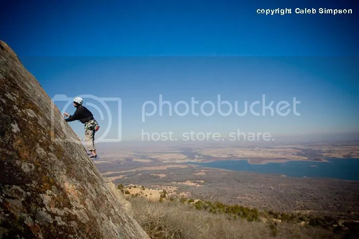More Wichitas Climbing