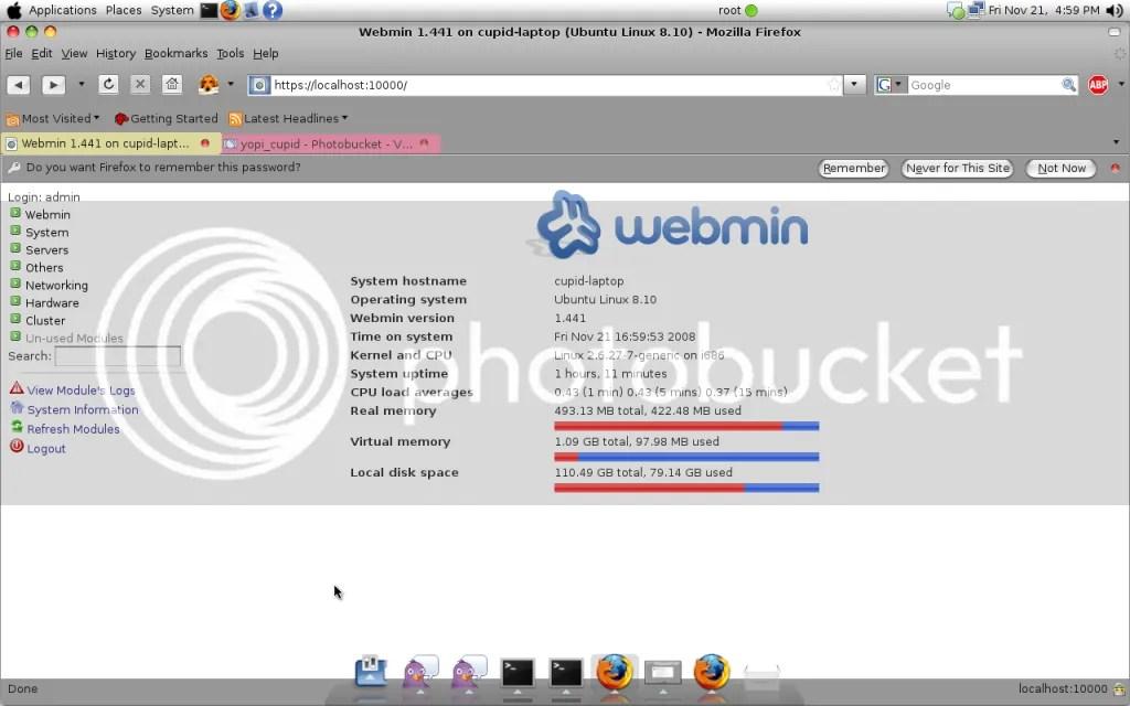 webmin 6