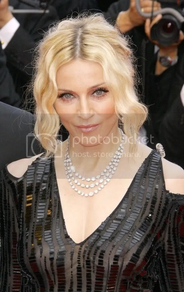 Madonna at Cannes Film Festival