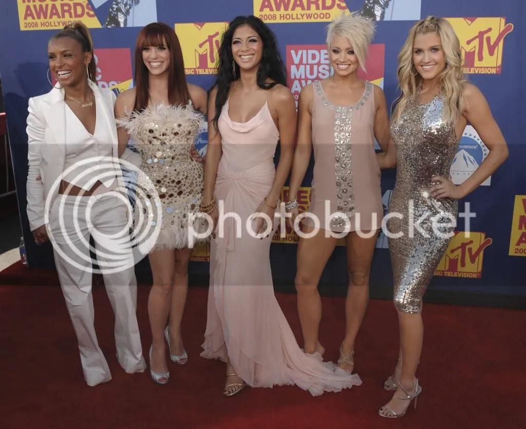 Pussy Cat Dolls MTV VMA