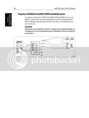 BoaterEd  Raymarine install assistance  NMEA0183\Seatalk