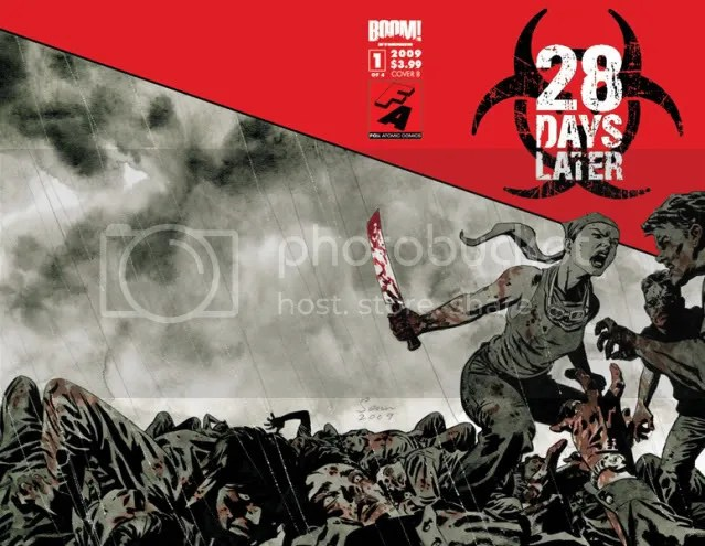 28 Days Later #1