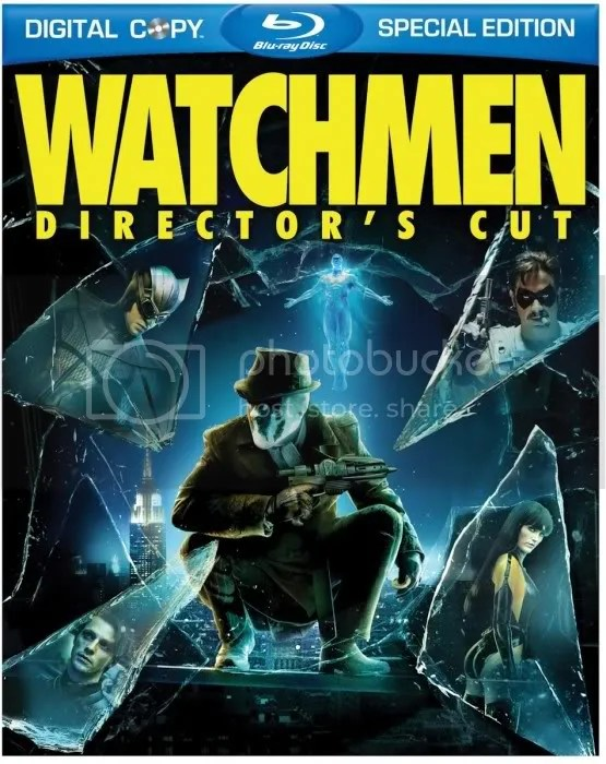 Watchmen Bluray