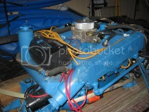 Wahoo 26 with Chrysler 318 rebuild or repower?  The