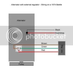 Light circuit diagram: Wiring Diagram 1974 Beetle