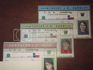 Homeschool student id cards this adventure life for Homeschool id template